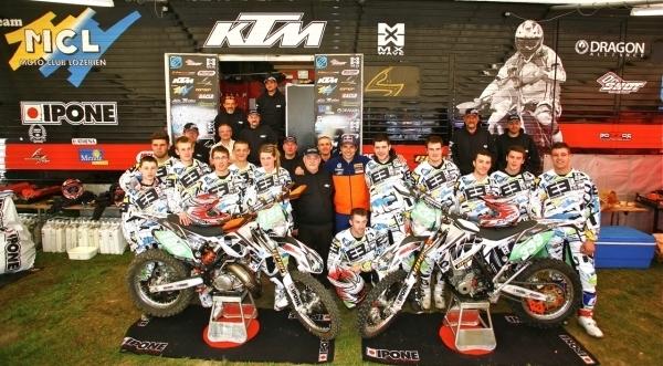 Le Moto Club Lozérien recrute ses pilotes 2014