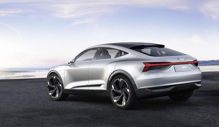 L'Audi e-tron Sportback confirmé pour 2019