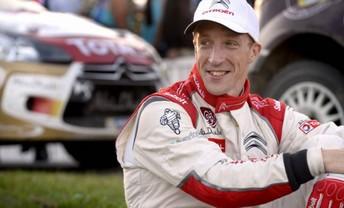 WRC 2014 : Citroën fera rouler Kris Meeke et Mads Ostberg