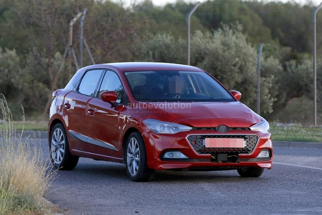 Surprise : la future Seat Ibiza déguisée en Hyundai i20