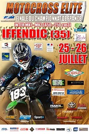 Ne manquez pas la finale du championnat de France Elite à Iffendic