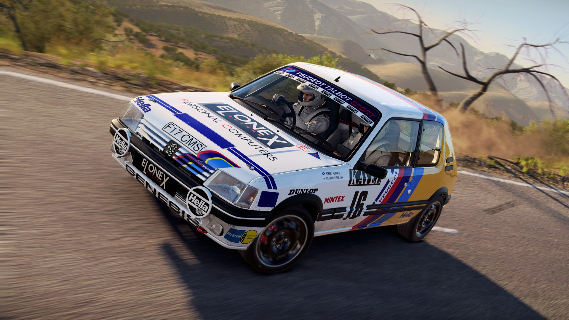test dirt 4 tous les rallyes sur pc xbox one et ps4. Black Bedroom Furniture Sets. Home Design Ideas