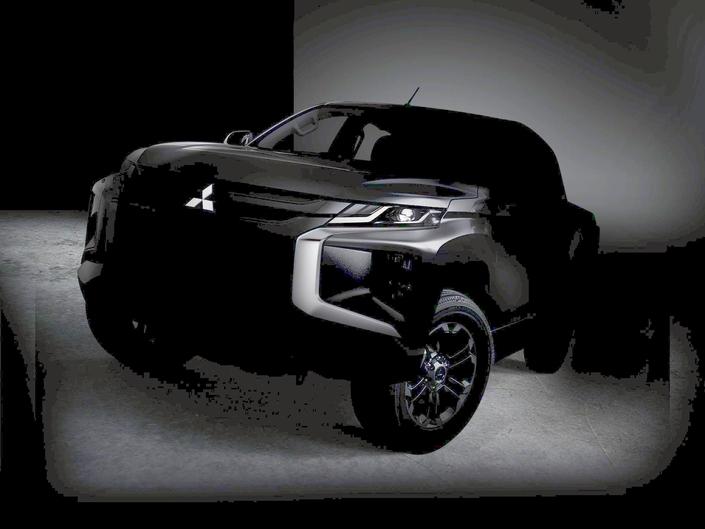 Mitsubishi annonce le nouveau pickup L200