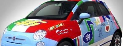 Moto GP - Insolite: La 500 en l'honneur de Rossi