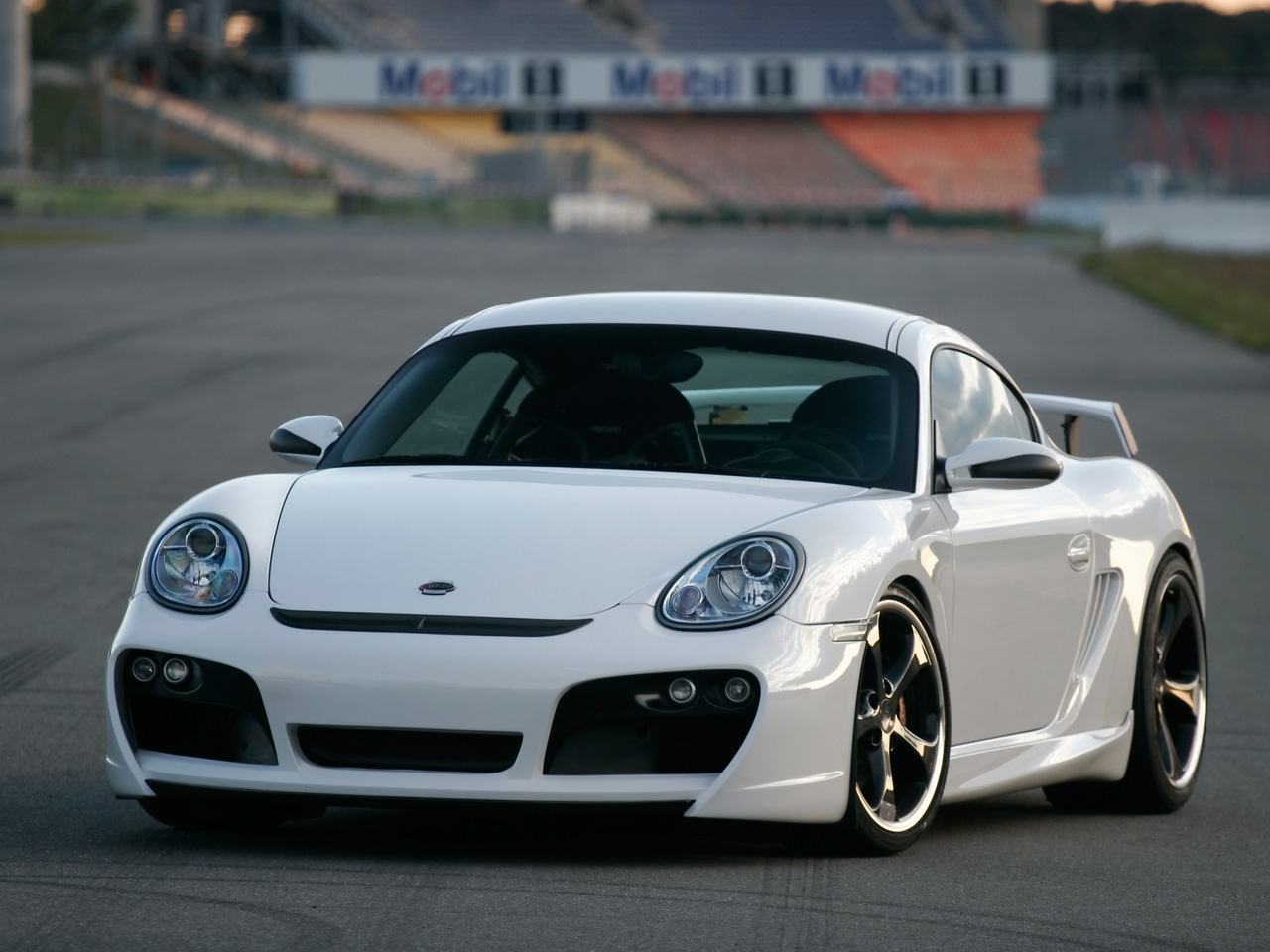 Porsche Cayman S Gt Sport By Techart