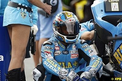 Moto GP - Allemagne: Suzuki n'a pas été épargné par les ennuis