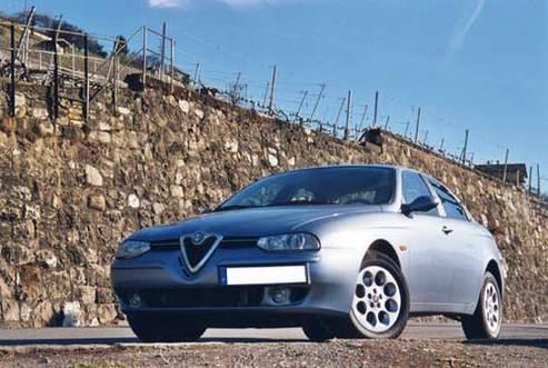 Essai - Alfa Romeo 156 1.9 JTD 140 Multijet