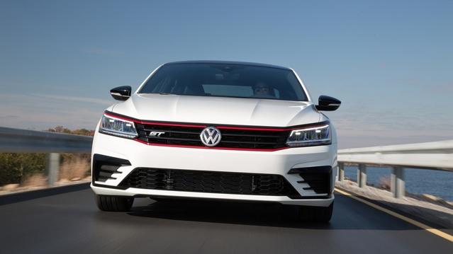 Salon de Los Angeles 2016 : Volkswagen dévoile un concept de Passat GT de 280 ch