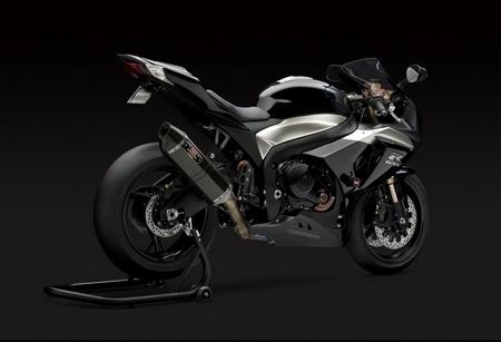 Suzuki GSX-R 1000 RR Yoshimura : Bike in black...