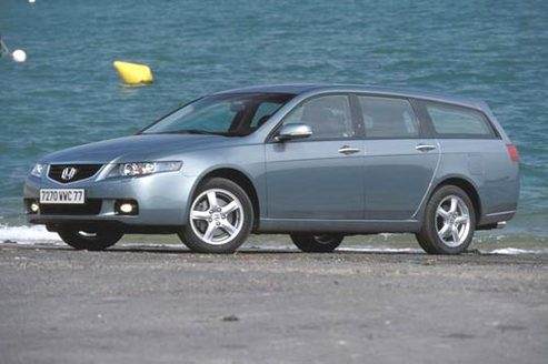 Essai - Honda Accord Tourer 2.0i & 2.4 : au tour du break