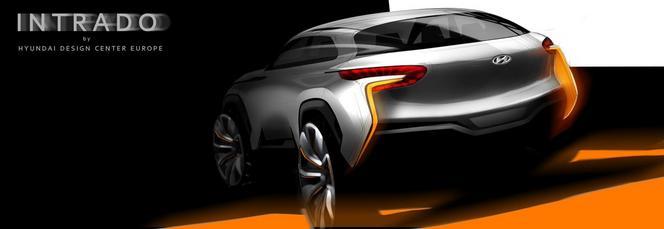 Salon de Genève 2014 : Hyundai nous parle de son concept Intrado