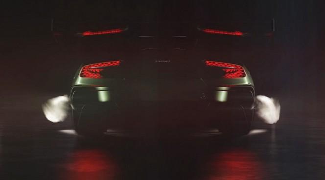 Salon de Genève 2015 - Aston Martin Vulcan, pour track-days d'esthètes