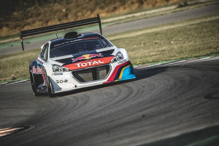 Peugeot 208T16 Pikes Peak : Sébastien Loeb l'a récupérée et va la refaire courir !