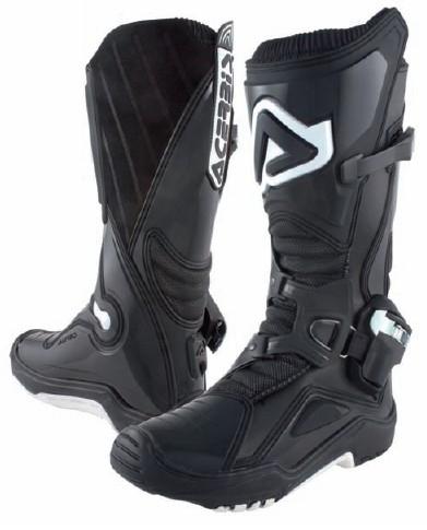 Acerbis 2008 : les bottes