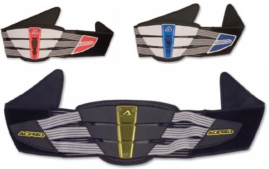 Acerbis 2008 : l'équipement du pilote