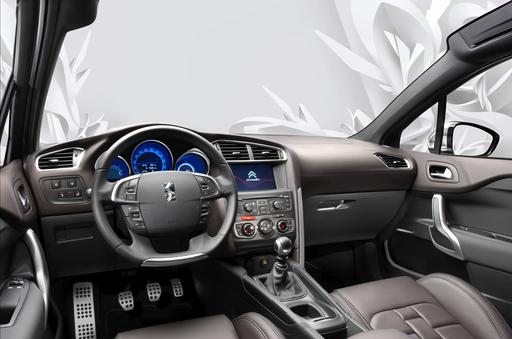 Mondial de Paris 2012 - Citroën DS4 et DS5 Pure Pearl Edition