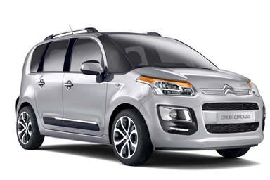 Mondial de Paris 2012 - Le Citroën C3 Picasso se refait officiellement une beauté