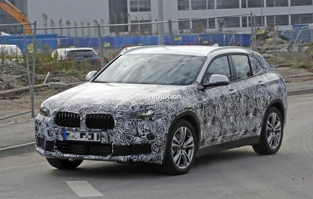 BMW X2 (Photo : Autoevolution)