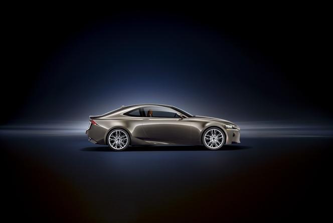 Mondial de Paris 2012 - Lexus LF-CC Concept: chauds les marrons!