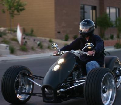 TriRod F3 Adrenaline: Un nouvel insecte sur la route