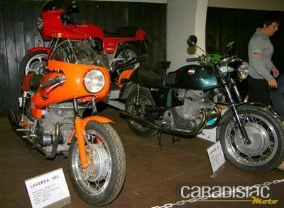 Salon de la Moto de Limoges: quelques photos à quelques heures de l'ouverture...