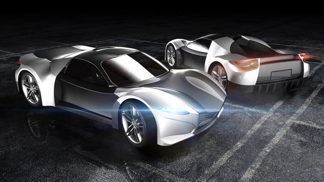 Dubuc Super Light Car Tomahawk, la supercar en kit