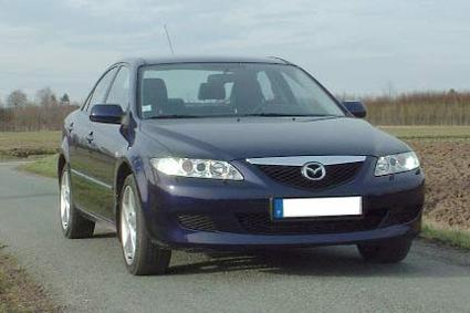 Essai - Mazda 6 Performance 2.3 L : numéro de charme