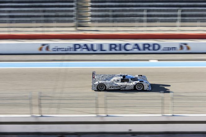 Porsche LMP1 : avec un 4 cylindres hybride