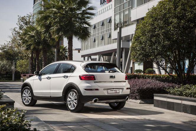 Salon de Genève 2015 - Qoros présente son 3e modèle, un SUV