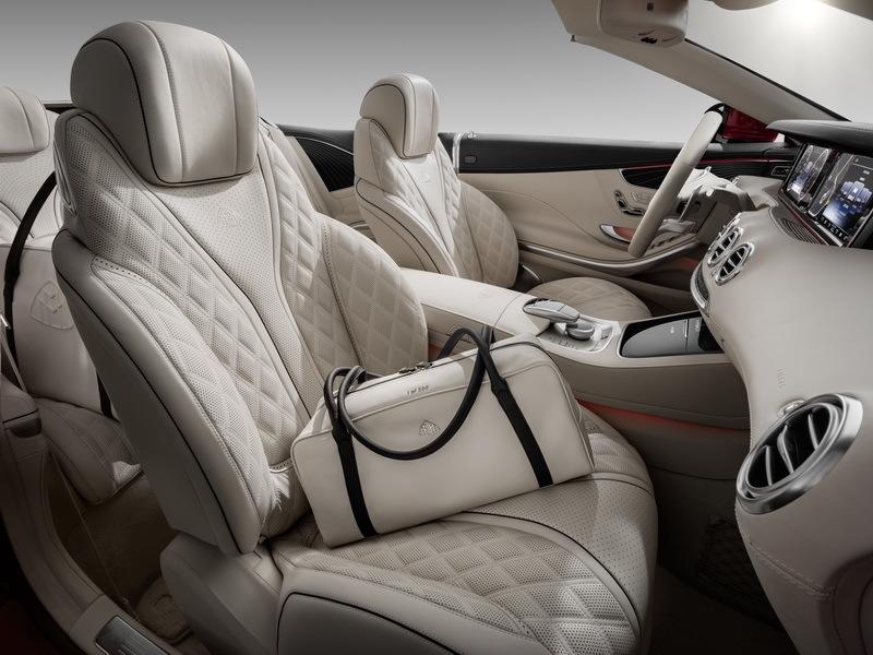 Mercedes-Maybach S650 Cabriolet : une pour le prix de deux