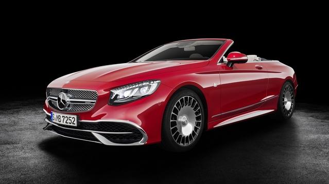 Salon de Los Angeles 2016 : Mercedes sort la Maybach S650