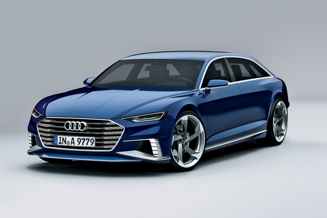 Salon de gen ve 2015 audi prologue avant concept - Geneve 2015 salon ...