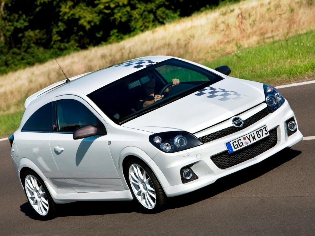 Chevrolet Astra Opc: Фото 02…
