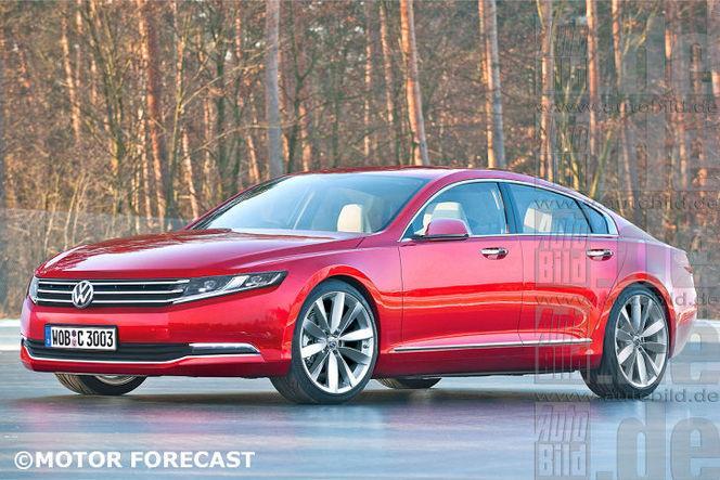 Future VW Passat : plusieurs variantes au programme