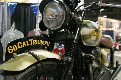 Photo du jour : 2007 International Motorcycle Show de Long Beach