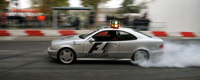 Mercedes euthanasie le Coupé E63 AMG
