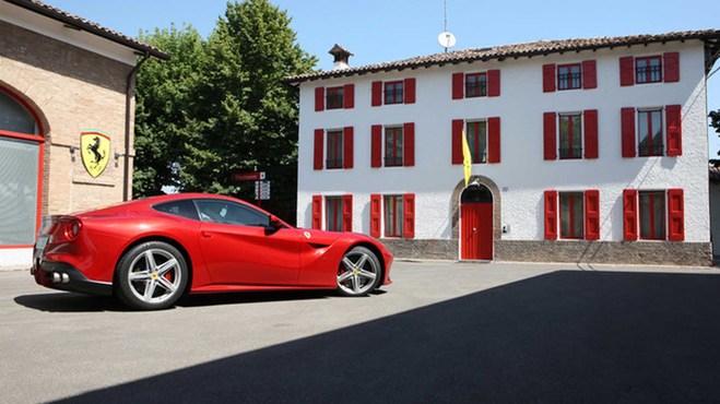 Guide des stands Mondial 2012 : Ferrari en toute sérénité