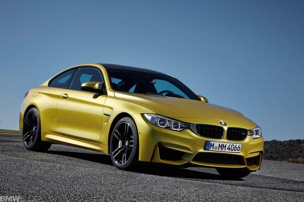 Les BMW M3 et M4 en avance