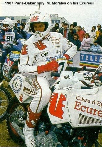 Ecureuil 1000 ERS : la révolution française de 1989