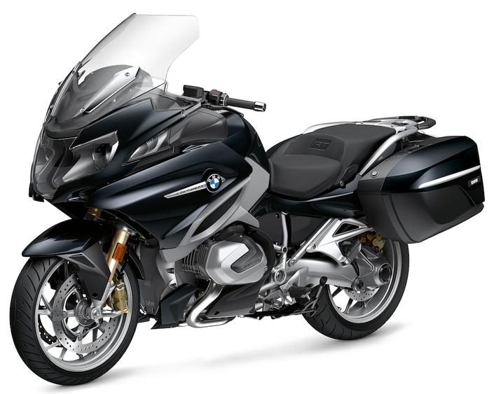 Nouveauté 2019: BMW R1200 RT