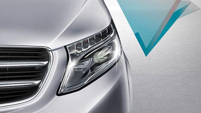 Mercedes nous annonce le Classe V, remplaçant du Viano