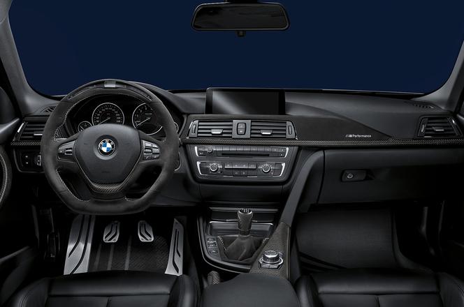 Mondial de Paris 2012 - Le programme BMW M Performance s'élargit