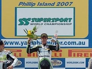 Superbike: Phillip Island élu organisateur le l'année 2007