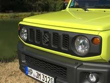 Suzuki Jimny: les premières images de l'essai en live +impressions de conduite