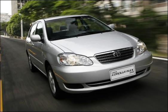 Brésil : Toyota commercialise deux modèles à l'éthanol pur