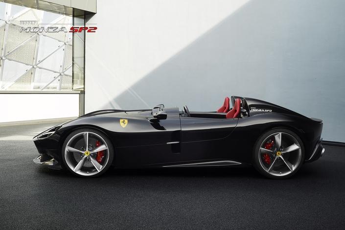 Monza SP1 et SP2 : Ferrari se met aux barquettes
