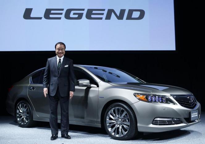 Le patron de Honda démissionne
