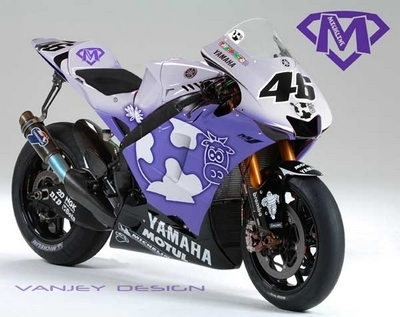 Motos virtuelles de 2020 par Vanjay-Design