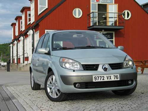 Essai - Renault Scenic II : que le roi demeure