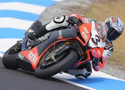 Superbike - Brno: Aprilia veut marquer l'étape